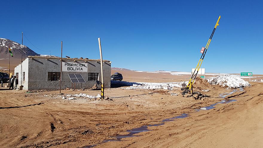 Rientro a San Pedro de Atacama, giorno 29