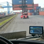 Container Stapeln