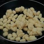 Gnocchi - Gnocchi opbakken