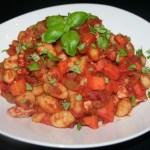 Gebakken gnocchi met tomatensaus uit de Dutch Oven 2