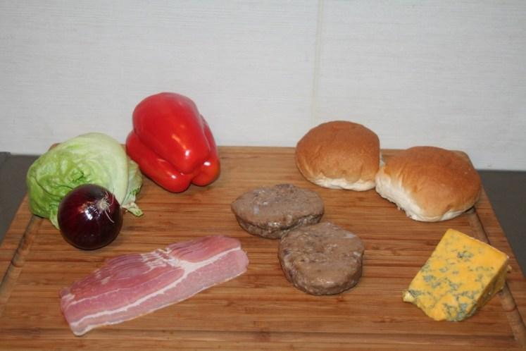 Hertenburger Stilton - Ingredienten