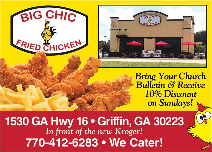 Big Chic Fried Chicken