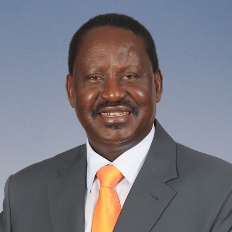 Raila Odinga is the Chosen President of Kenya