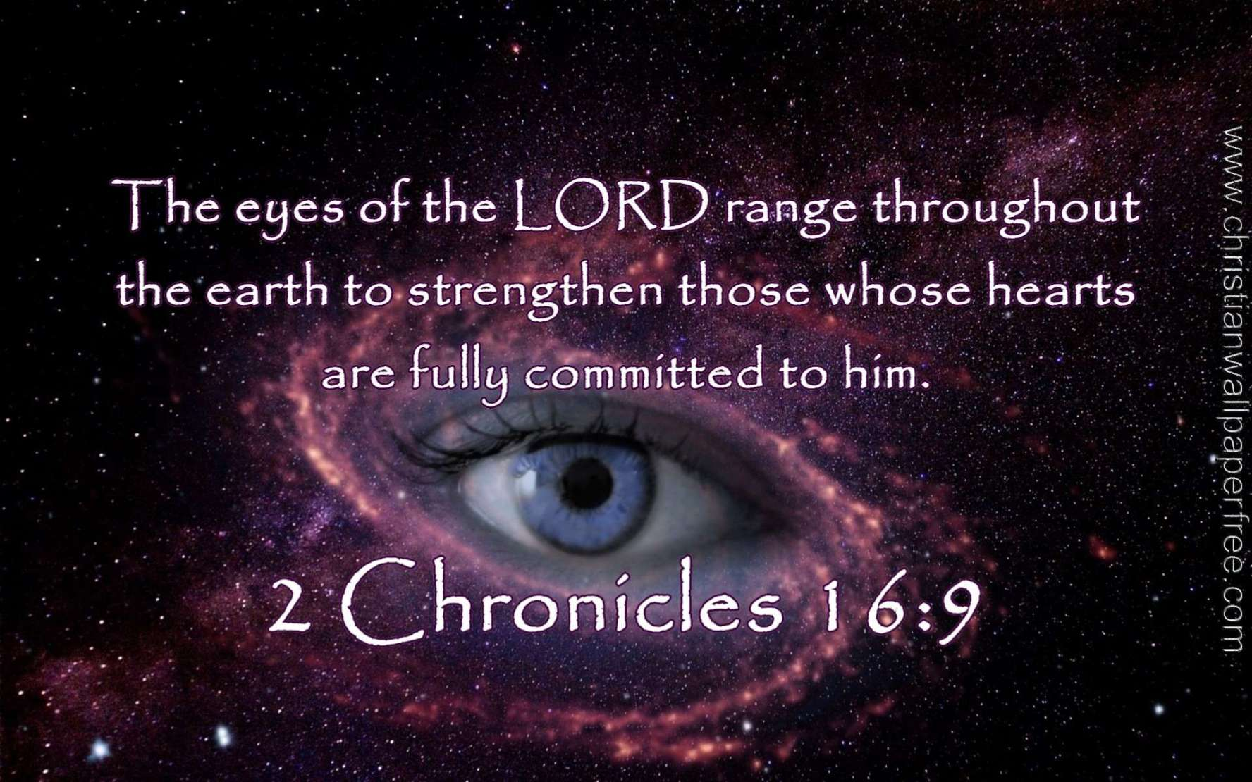 2 Chronicles 16 Verse 9