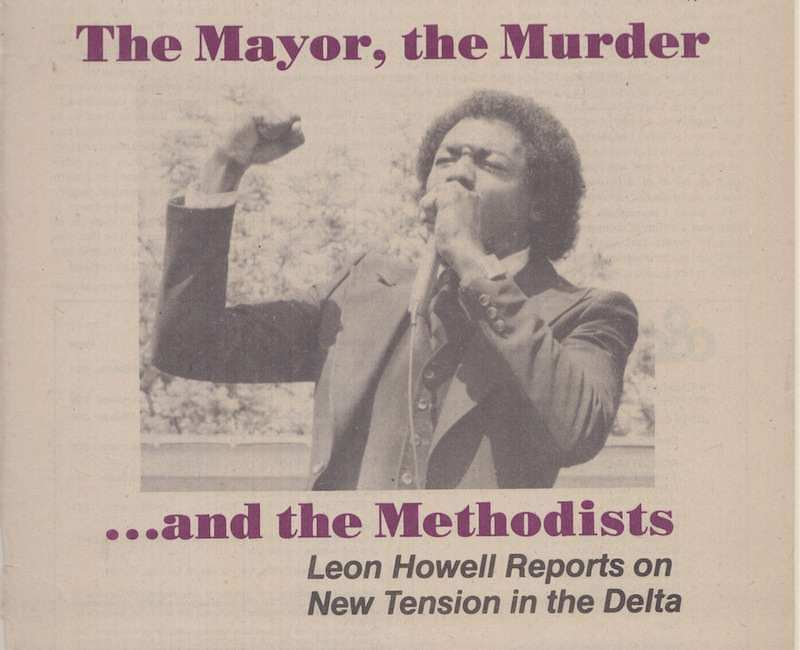 Carthean: Mayor, Murder & Methodists