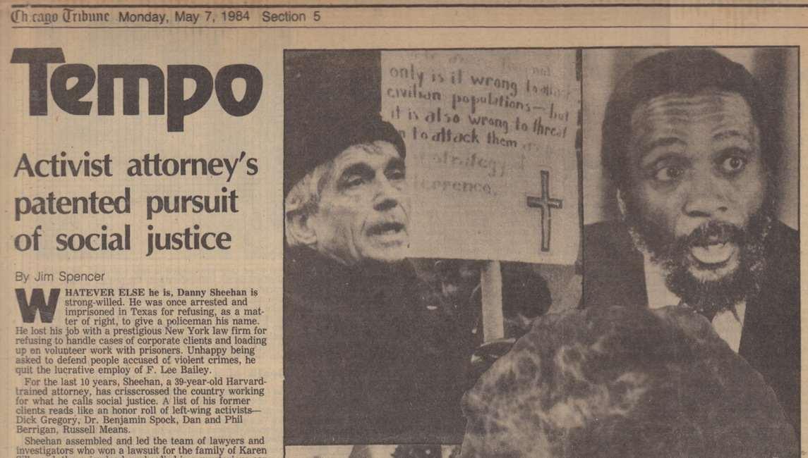 Chicago Tribune Tempo May 7, 1984