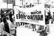March for Eddie Carthean