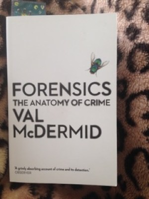Book Cover - Forensics by Val McDermid