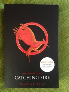 The Hunger Games Catching Fire by Suzanne Collins