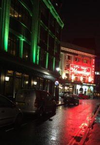 London Theatre Night