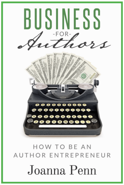Book Review – Business for Authors: How to be an Author Entrepreneur, Joanna Penn