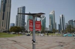 Doha_corniche_phone_charging