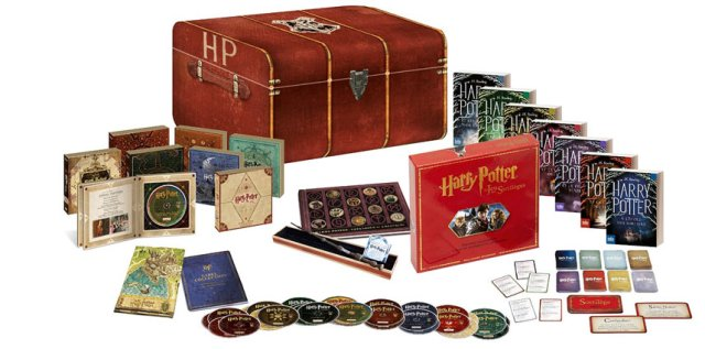 Coffret-integrale-2016-Harry-potter-malle-livre-films-Blu-ray-edition-collector-limitee