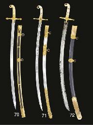 An Officer S Mameluke Sword Circa 1816 25 Christie S