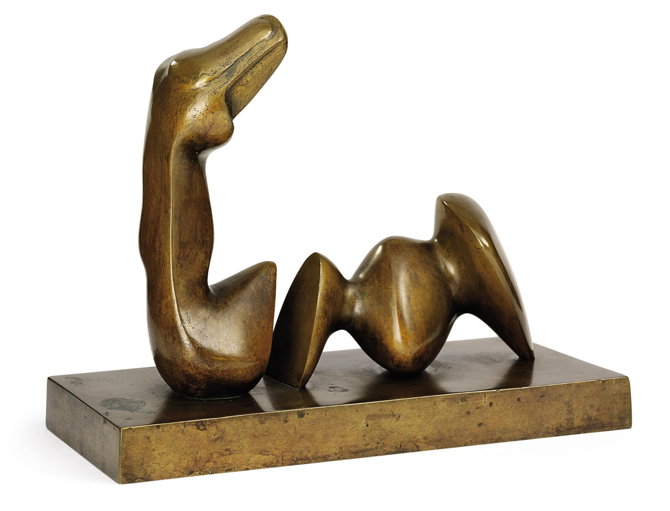 Henry Moore Architecture Prize Two Piece