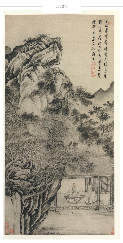 Ellsworth Chinese Paintings Christies