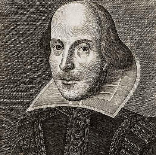 Resultado de imagem para imagem do folio de shakespeare