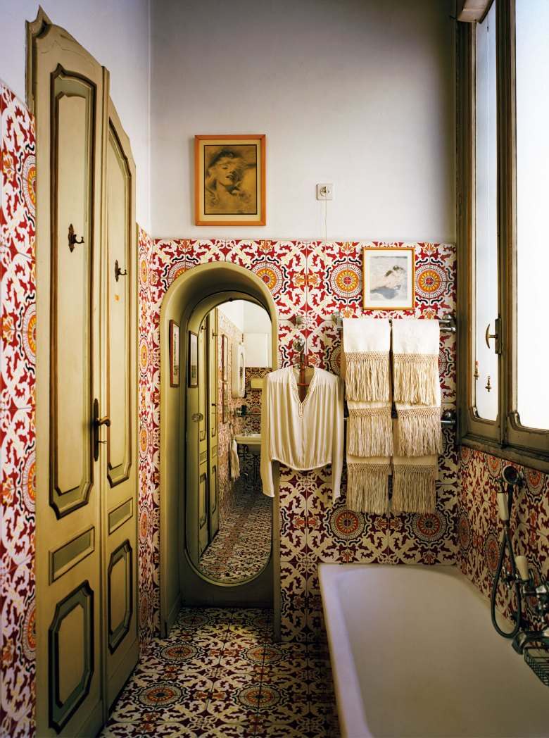 Architect And Designer Carlo Mollinos Turin Apartment Christies