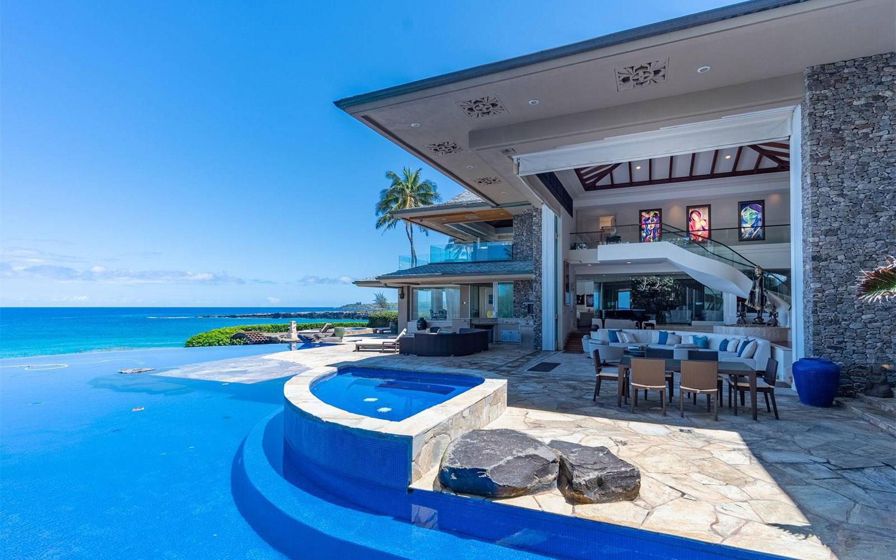 Luxury Living Indoor Outdoor Living | Christie's on Fancy Outdoor Living id=70599