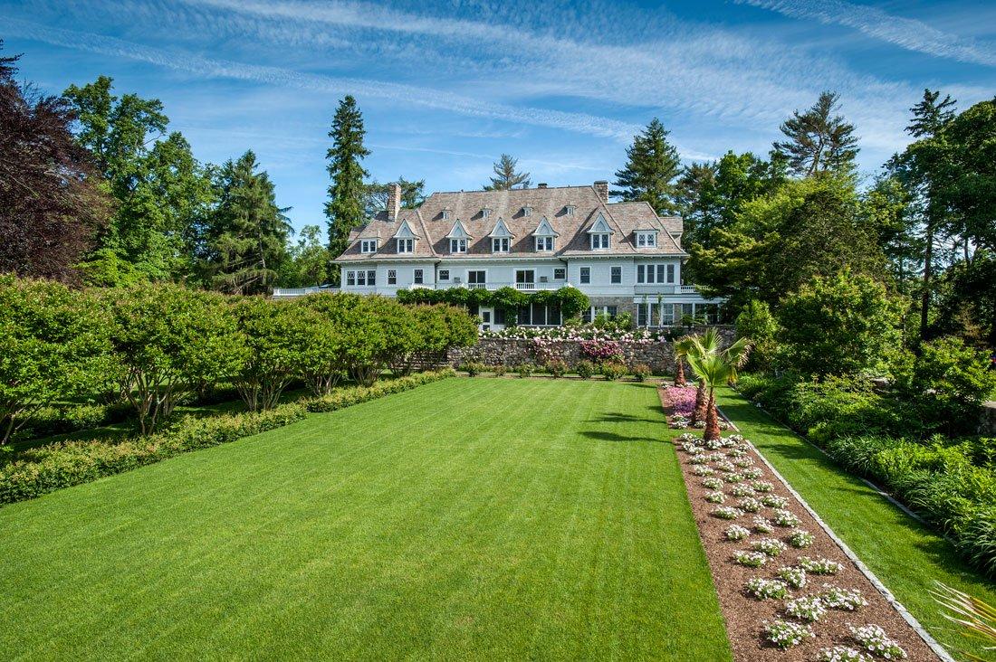 Copper Beech Farm in Greenwich, Connecticut, sold for $120 million in 2014.