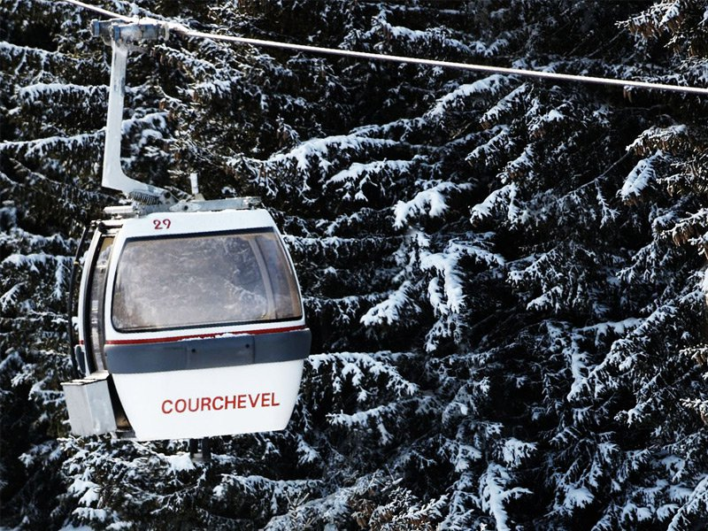 Buy a three valleys pass, and you'll be able to venture beyond the Courchevel valley into neighbouring Meribel and Val Thorens