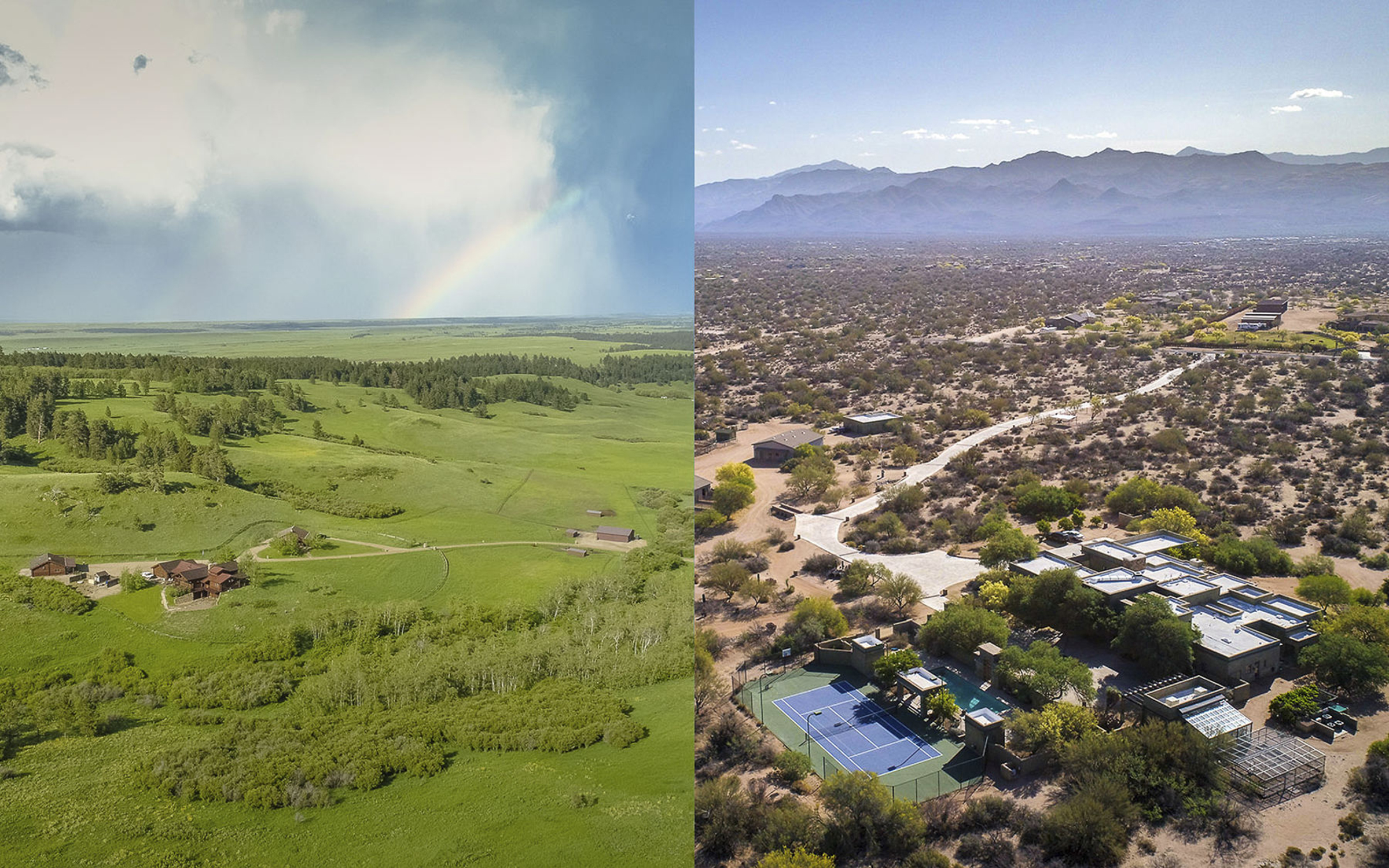 MorDo Ranch and Horsethief Basin Ranch