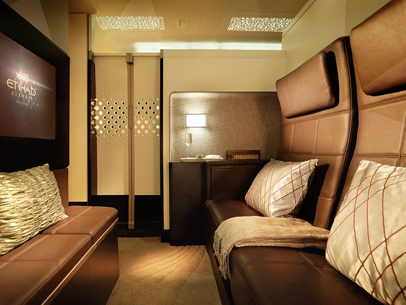 The Airbus A380, Used By Commercial Passenger Airlines Such As Etihad, Can  Be Customised