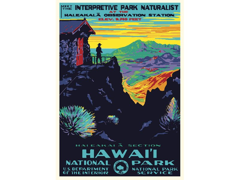 America S Lost National Parks Posters Christie S International Real Estate