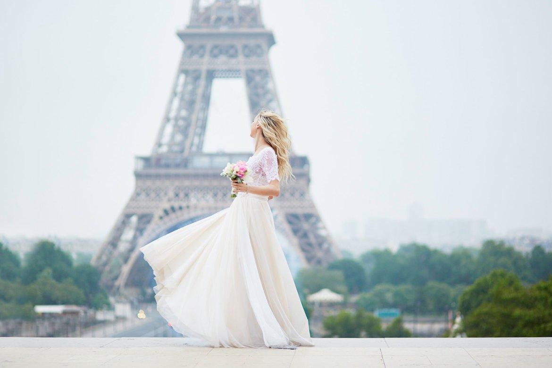 Bride Paris 2