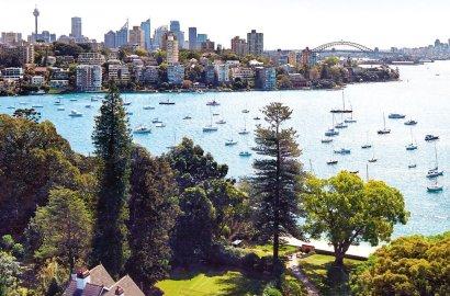 Harborside Heritage in Sydney