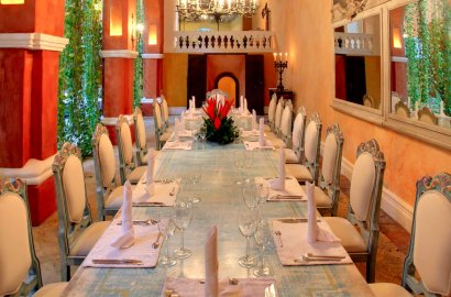 The Art of Entertaining: Divine Dining Rooms