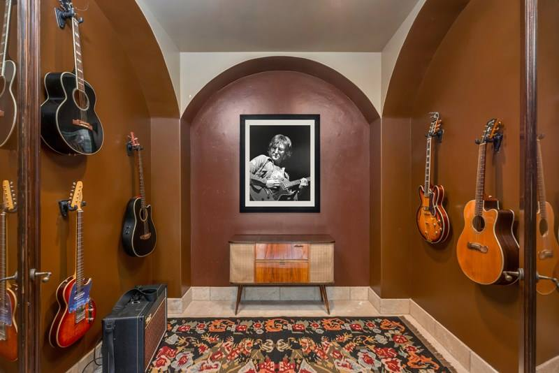 Luxury Home Trends In Home Music Studios Christie S International