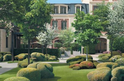 Secret Gardens: Private Oases within the City