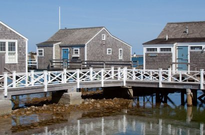 Home on Nantucket: Real Estate That's More Than Just a Summer Enclave