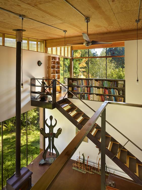 Scavenger Studio Eerkes Architects Puget Sound