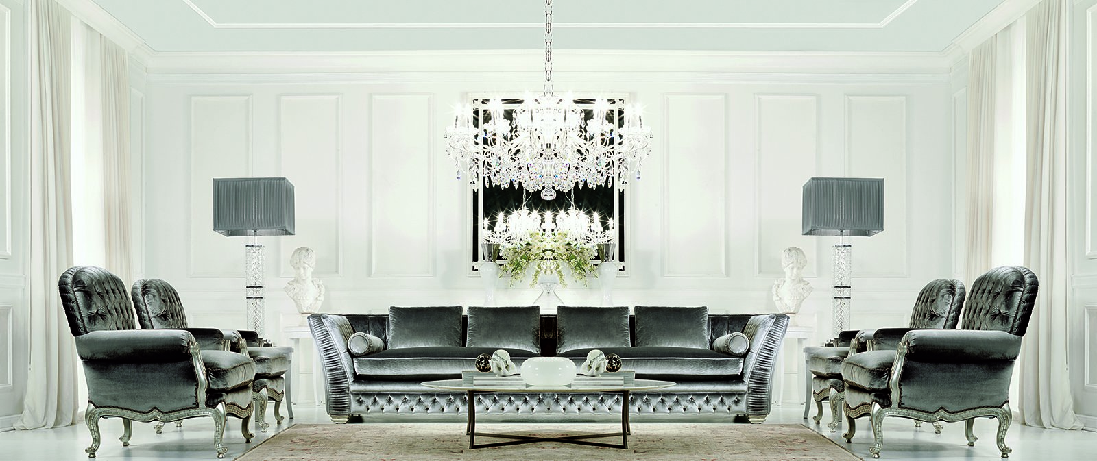 Dramatic Dcor How to Design Like Juliette