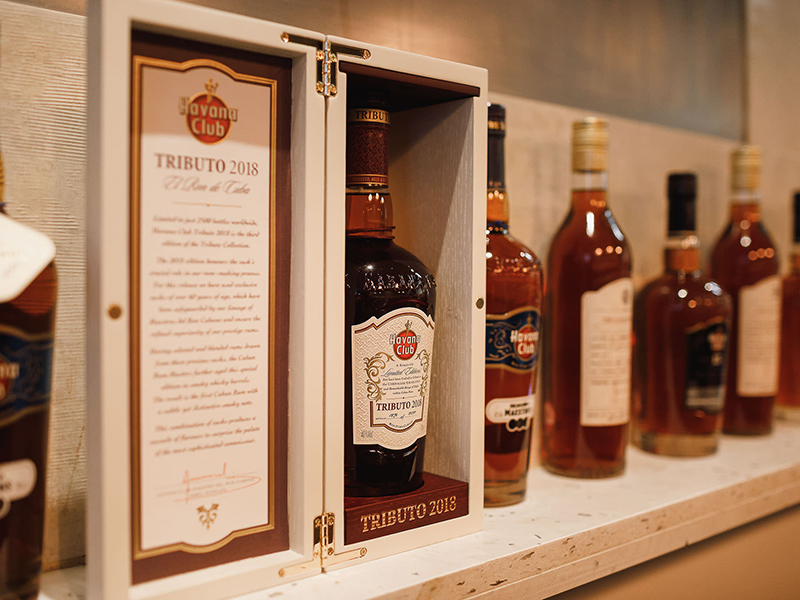 Havana Club Tributo collection 2018