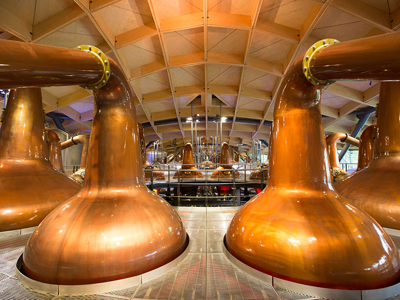 Macallan stills