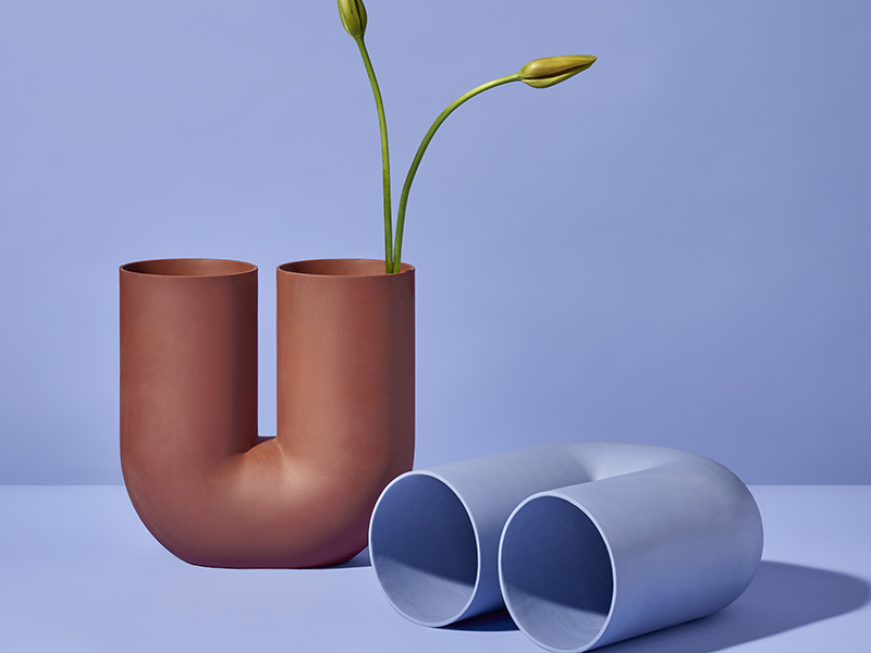 Earnest Studio Kink vase