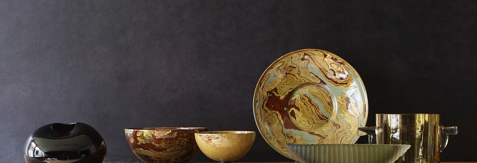 Rebecca Willer tableware