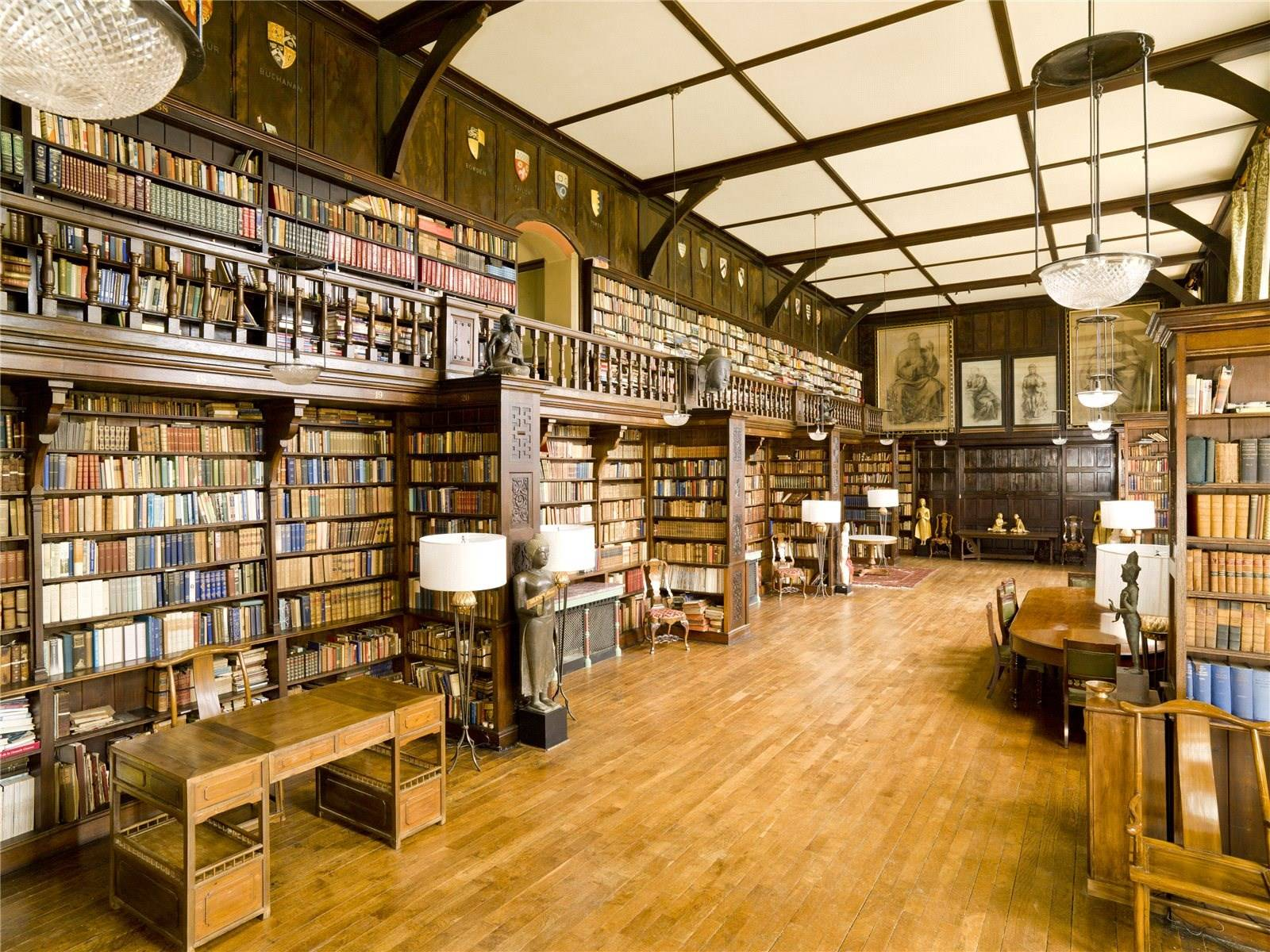 England Library