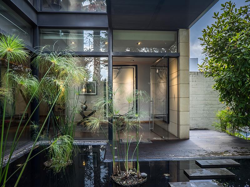Mexico City doors property technology