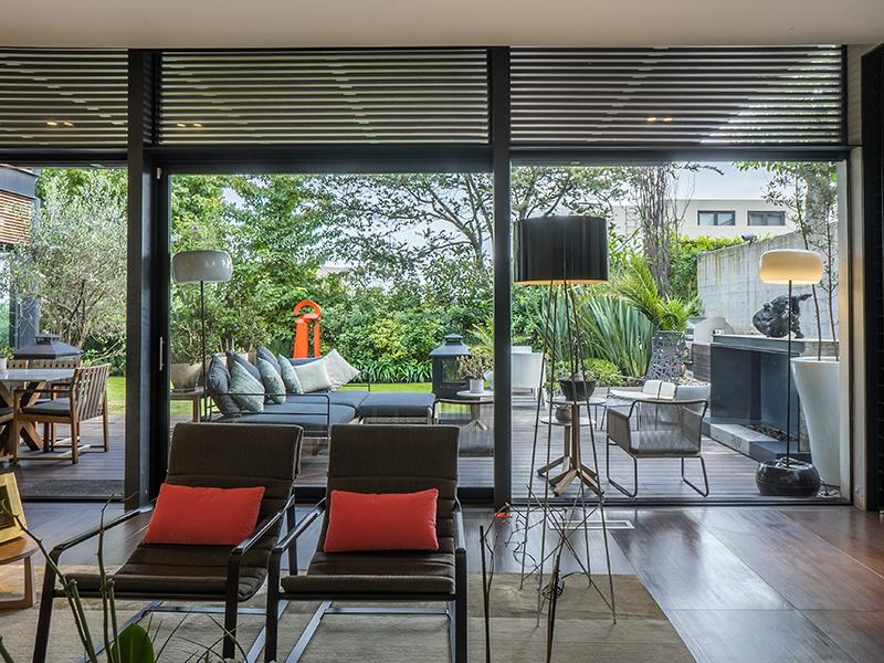 Mexico City property interiors