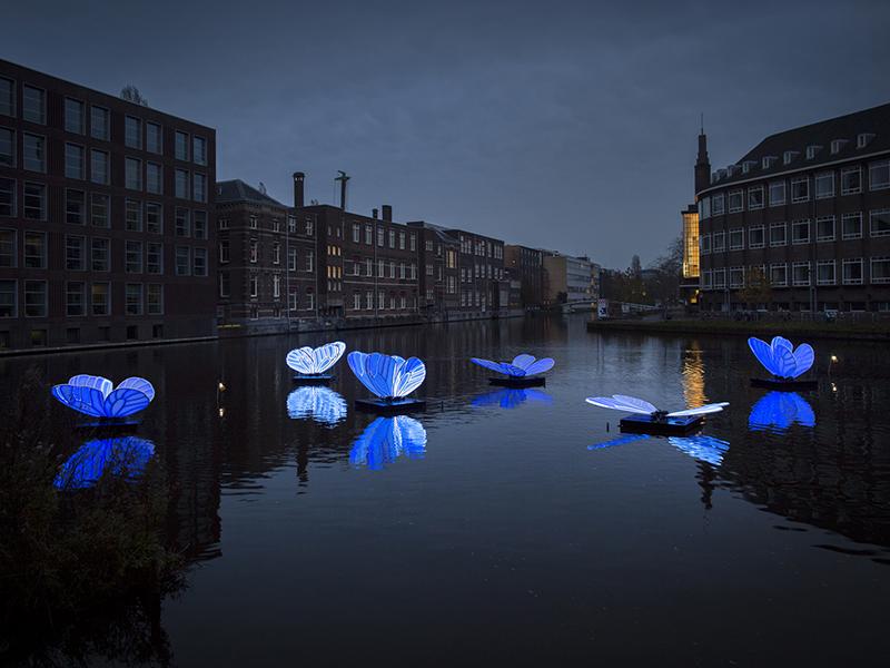 Butterfly-Effect-Masamichi-Shimada-Amsterdam-Light-Festival-Janus-van-den-Eijnden
