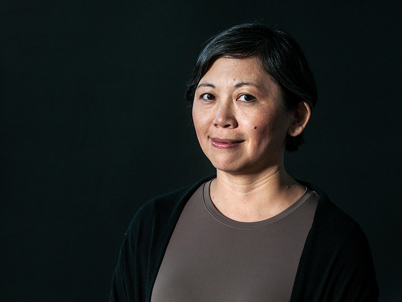 Author Yiyun Li