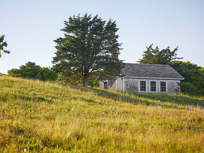 Red Gate Farm hunting cabin