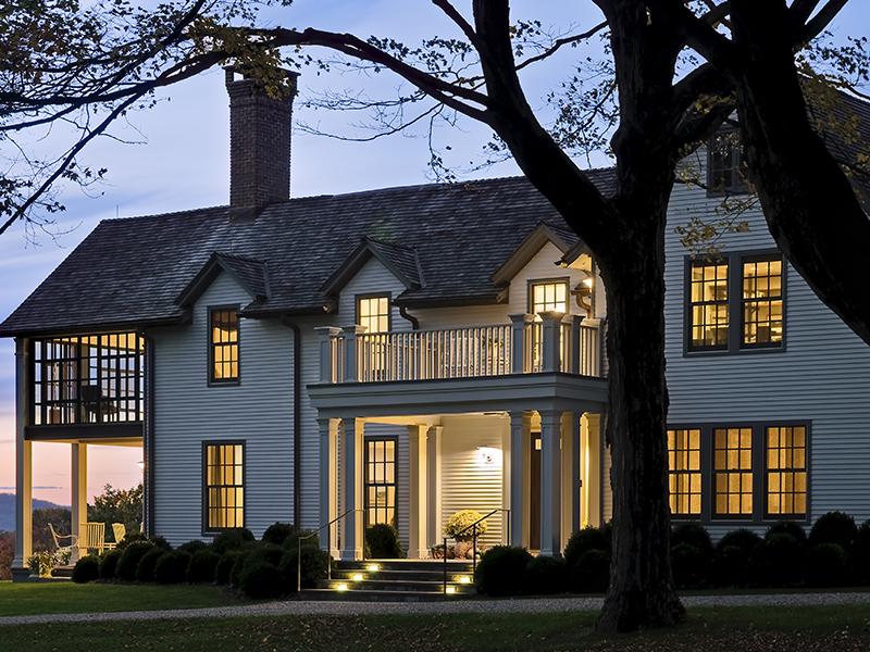Herrick House, the estate owned by art patron Melva Bucksbaum