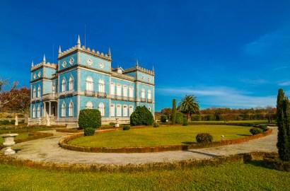 "Tour the Historic Vineyard Estate Featured in the Portuguese Film ""Magic Mirror"""