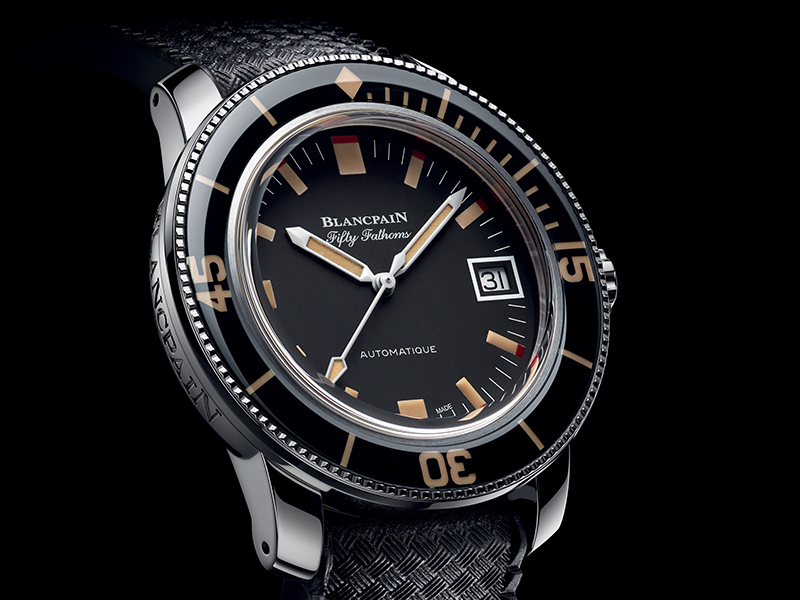 The Blancpain Fifty Fathoms Barakuda Limited Edition
