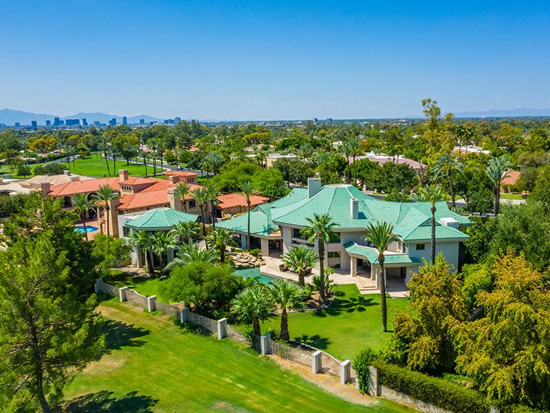 A home for sale in Biltmore Estate Circle, Phoenix, Arizona
